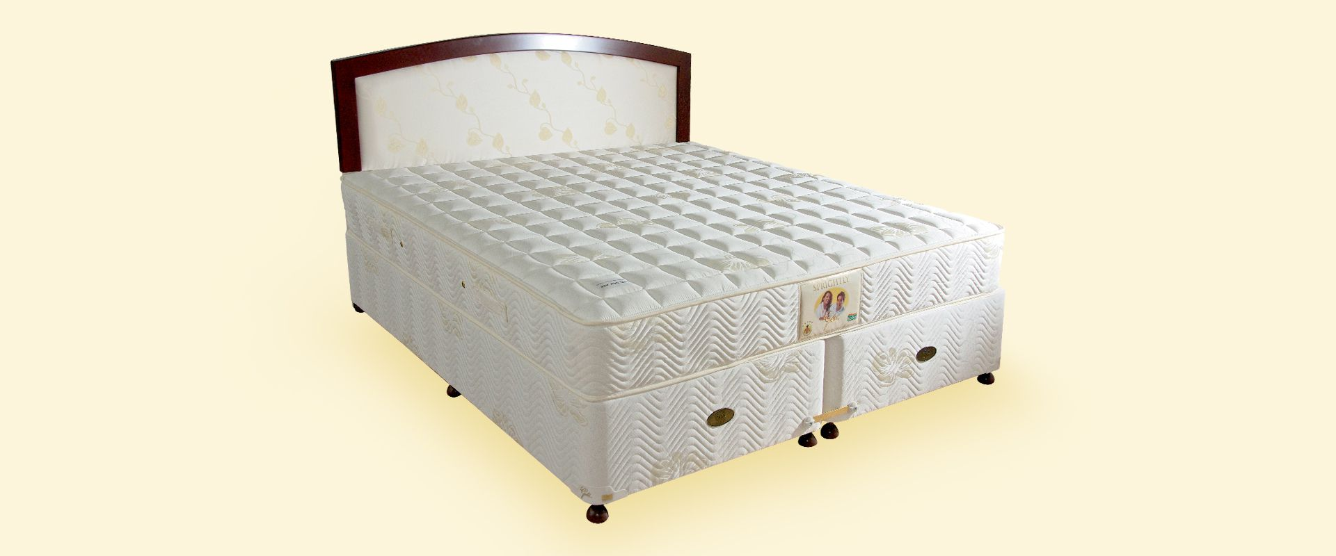 Orthopedically perfect world class mattresses